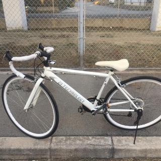 引き取り限定、加古川市迄、21technologyロードバイク変速2×7(自転車本体)