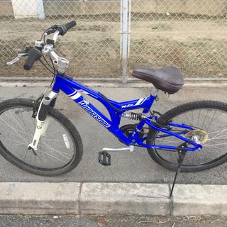引き取り限定、加古川市迄、BRIDGESTONEマウンテンバイク変速3×7(自転車本体)