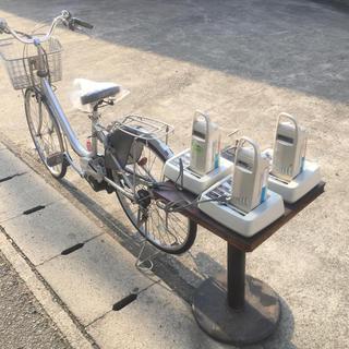引き取り限定、ヤマハPAS電動アシスト変速1×3タイヤ26、良質バッテリー3個付(自転車本体)