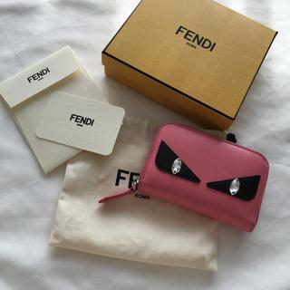 フェンディ(FENDI)のFENDI カードケース コインケース(名刺入れ/定期入れ)
