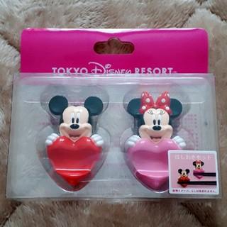 ディズニー(Disney)のミッキー ミニー 箸置き ペア(カトラリー/箸)