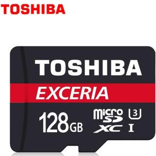 トウシバ(東芝)のmicro SD ★マイクロ SD 128GB★送料無料!(その他)