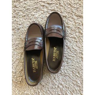 ハルタ(HARUTA)のHARUTA 革靴 22.5cm EE(ローファー/革靴)