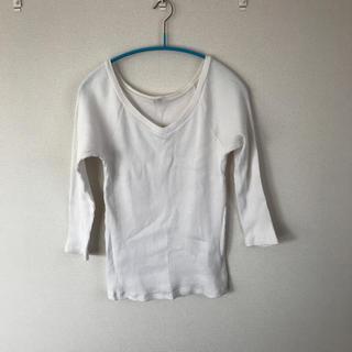 ユニクロ(UNIQLO)のTシャツ(Tシャツ(長袖/七分))