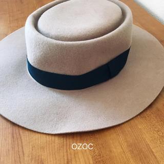 オゾック(OZOC)の【OZOC】ハット(ハット)