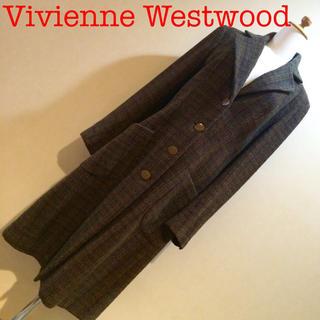 ヴィヴィアンウエストウッド(Vivienne Westwood)のヴィヴィアン ロングコート(ロングコート)