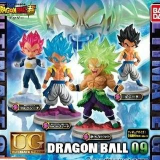 ドラゴンボール - ドラゴンボール超 UG 09 全4種