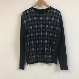 バーバリーブラックレーベル(BURBERRY BLACK LABEL)のバーバリー ブラックレーベル ロンT(Tシャツ(長袖/七分))