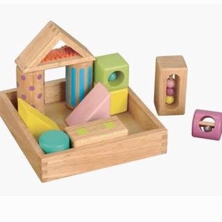 ボーネルンド(BorneLund)のエドインター 音いっぱいつみき 積み木 知育玩具(積み木/ブロック)