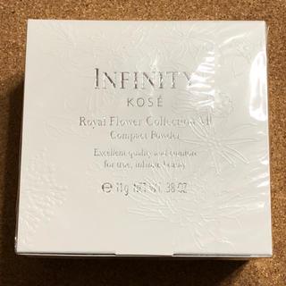 インフィニティ(Infinity)のインフィニティ ロイヤルフラワーコレクション コンパクトパウダー(フェイスパウダー)