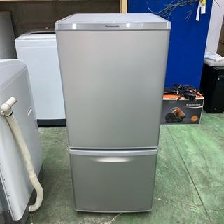 パナソニック(Panasonic)の⭐︎Panasonic⭐︎冷凍冷蔵庫2018年138L超美品 大阪市近郊配達無料(冷蔵庫)