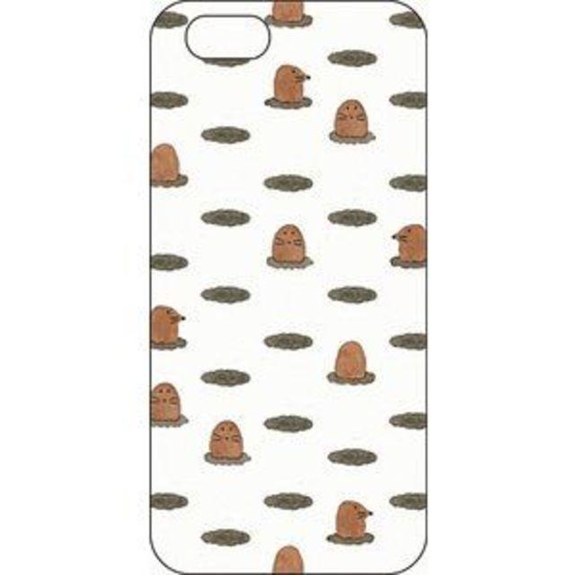 フェンディ iPhone7 plus ケース 、 T[iPhoneSE/5s/5 iPhoneケース]HAKKEYOI もぐらの通販 by i Meet's shop|ラクマ