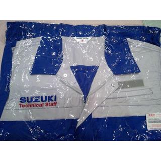 SUZUKI ジャンパー 整備服 作業着 LLサイズ 新品(その他)