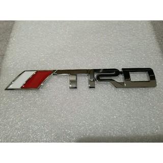 トヨタ TRD ロゴ  アルファード ヴェルファイア ハイエース  ヴォクシー(車外アクセサリ)
