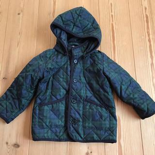 ムジルシリョウヒン(MUJI (無印良品))の無印良品 キルティングジャケット 100(ジャケット/上着)