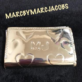マークバイマークジェイコブス(MARC BY MARC JACOBS)のMARCBYMARCJACOBS カードケース(パスケース/IDカードホルダー)