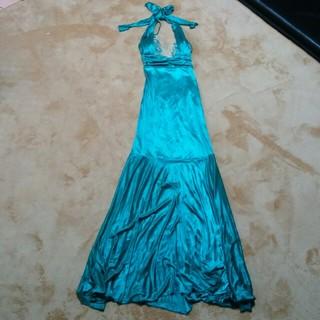 プリンセスマーメイドドレス(ロングドレス)