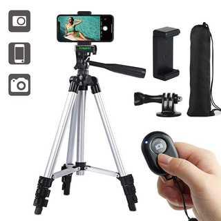 【激売れ】スマホ用三脚 スマートフォン対応三脚 ビデオカメラ三脚(自撮り棒)