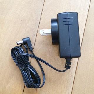 ACアダプター AC/DC 新品未使用 充電器(PC周辺機器)