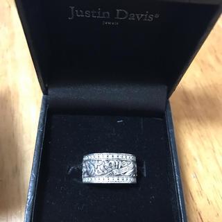 ジャスティンデイビス(Justin Davis)のJustin Davis ホーリーサクラメントダイアモンドリング 13号(リング(指輪))