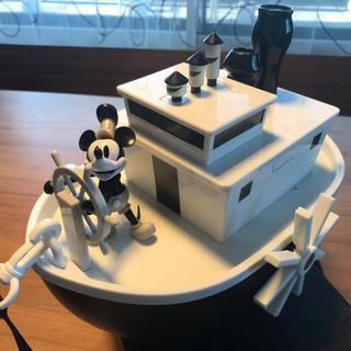 Disney - 蒸気船 ウィリー ポップコーンバケット
