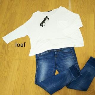 loaf ドルマンTシャツ(Tシャツ(長袖/七分))