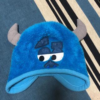 ディズニー(Disney)のほぼ未使用モンスターズウィンク  ニット帽 帽子(帽子)
