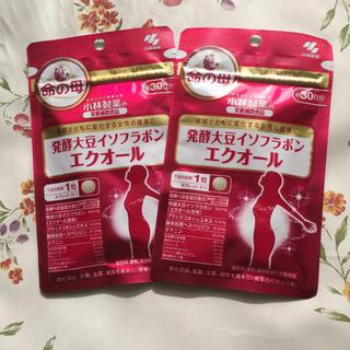 コバヤシセイヤク(小林製薬)の小林製薬 エクオール30日分x2袋セット(その他)
