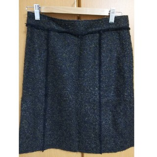 アルティザン(ARTISAN)の【値下げ】ARTISAN ツイードのスカート(ひざ丈スカート)