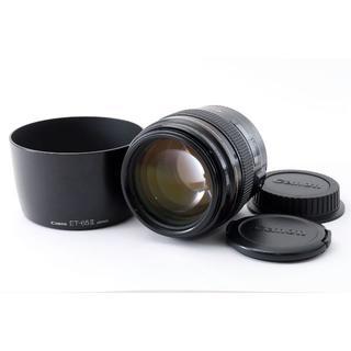 キヤノン(Canon)のA19★ Canon EF 100mm F2 USM #1972-17yma (レンズ(単焦点))
