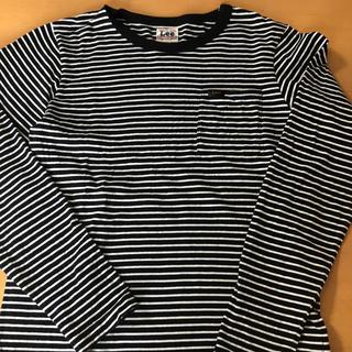 リー(Lee)のLee長袖ボーダーカットソー160ボーイズ(Tシャツ/カットソー)