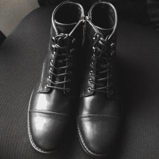 エイチアンドエム(H&M)のH&M フェイクブーツ(ブーツ)