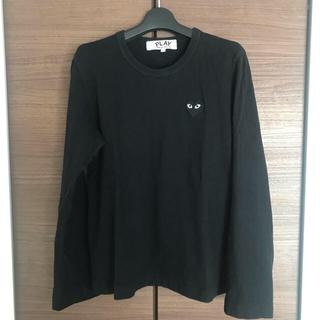 コムデギャルソン(COMME des GARCONS)のプレイコムデギャルソン 長袖 ロンT(Tシャツ(長袖/七分))