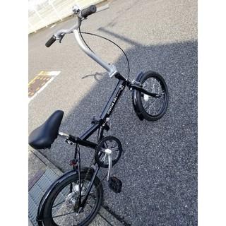 ソフトバンク(Softbank)の⚠非売品⚠ ソフトバンク お父さん自転車(自転車本体)