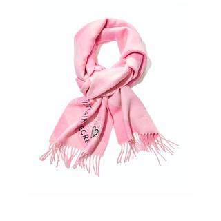 ヴィクトリアズシークレット(Victoria's Secret)のヴィクトリアシークレット マフラー ストール ピンク 新品未使用(マフラー/ショール)