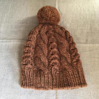 サマンサモスモス(SM2)のSM2 サマンサモスモス ニット帽(ニット帽/ビーニー)
