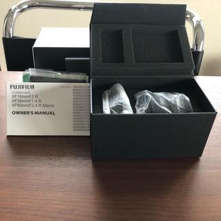 フジフイルム(富士フイルム)の(未使用)フジノンレンズ XF35mm f1.4 (レンズ(単焦点))