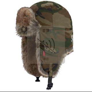 シュプリーム(Supreme)のEXILE着用 Supreme Reflective Camo Trooper (ニット帽/ビーニー)