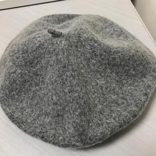 新品 ベレー帽(ハンチング/ベレー帽)