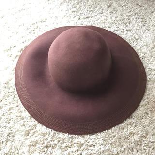 女優帽(ハット)
