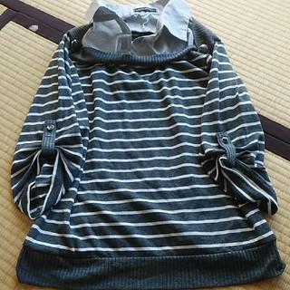 LL(Tシャツ(長袖/七分))