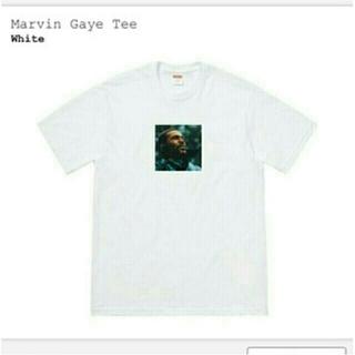 シュプリーム(Supreme)のSupreme Marvin Gaye Tee sizeM white(Tシャツ/カットソー(半袖/袖なし))