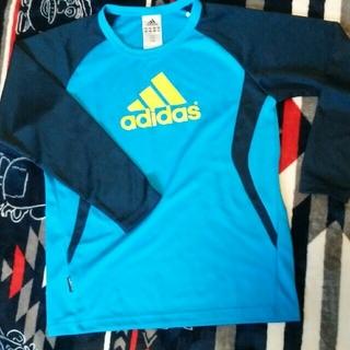 アディダス(adidas)のアディダス 男の子 150 長袖 Tシャツ(Tシャツ/カットソー)