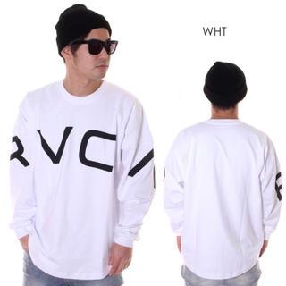 ルーカ(RVCA)のRVCA ルーカ Tシャツ新品 Mサイズ(Tシャツ(長袖/七分))