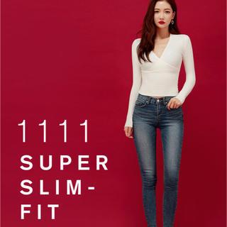 ディーホリック(dholic)の−5kg jeans chuu(スキニーパンツ)