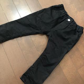quoti use fith ブラックパンツ size90(パンツ/スパッツ)