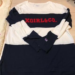 エックスガール(X-girl)のエックスガール 長袖(Tシャツ(長袖/七分))