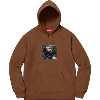 シュプリーム(Supreme)のMarvin Gaye Hooded Sweatshirt M(パーカー)