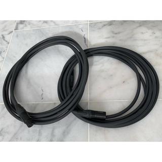 ZAOLLA ザオラ ケーブル XLR オス メス 4.5m 2本セット(ケーブル)