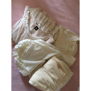 サマンサモスモス(SM2)のナチュラル系  洋服5点セット  新品含(セット/コーデ)